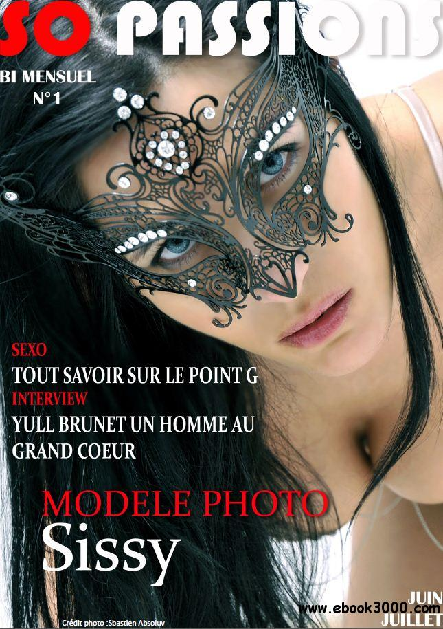 So Passion 1 - Juin-Juillet 2012 free download