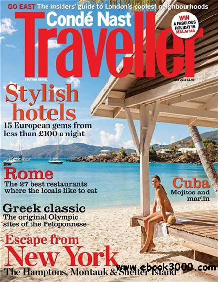 Conde Nast Traveller - July 2012 free download