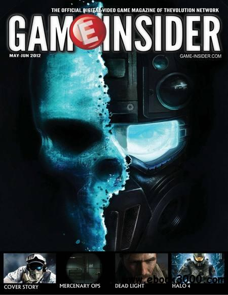 GameInsider - May/June 2012 free download