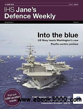 Jane's Defence Weekly - 13 June 2012 free download