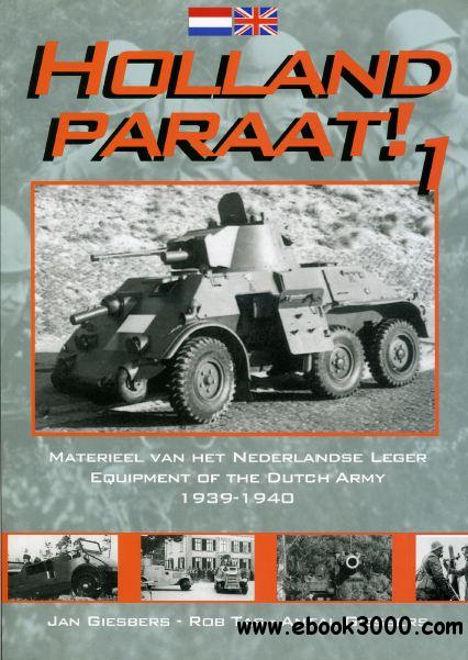 Equiment of the Dutch Army in 1939-1940 (Holland Paraat! No1) free download