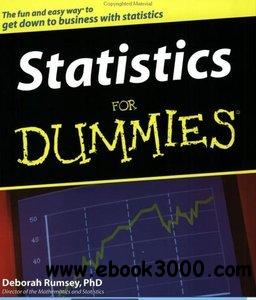Statistics for Dummies free download