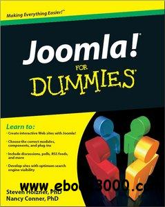 Joomla! For Dummies free download