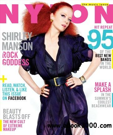 Nylon - June/July 2012 free download