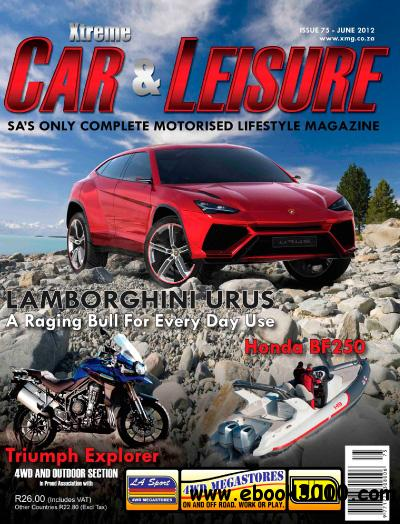Xtreme Car and Leisure issue 75 2012 free download