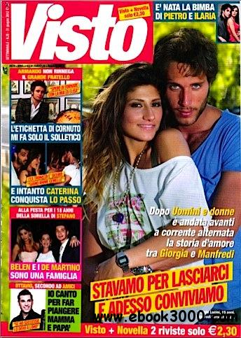 Visto N.25 - 21 Giugno 2012 free download