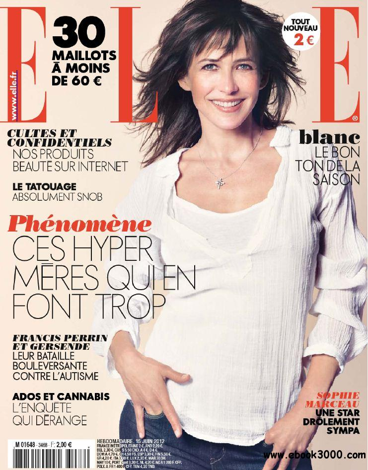 Elle 3468 - 15 au 21 Juin 2012 free download