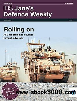 Jane's Defence Weekly - 6 June 2012 free download