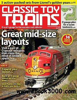 Classic Toy Trains - July 2012 free download