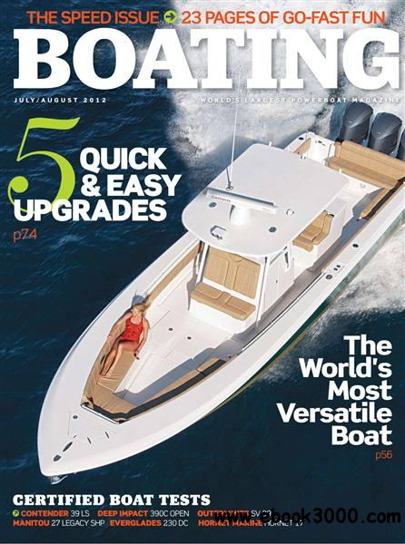 Boating - July/August 2012 free download