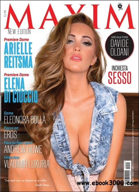 Maxim New Edition - Maggio 2012 free download