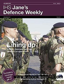 Jane's Defence Weekly - 20 June 2012 free download