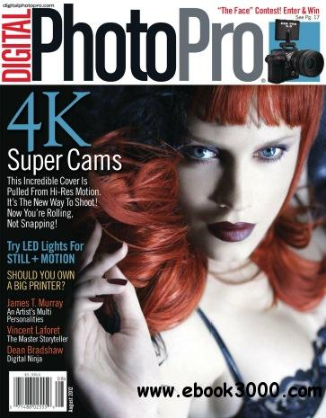 Digital Photo Pro - August 2012 free download