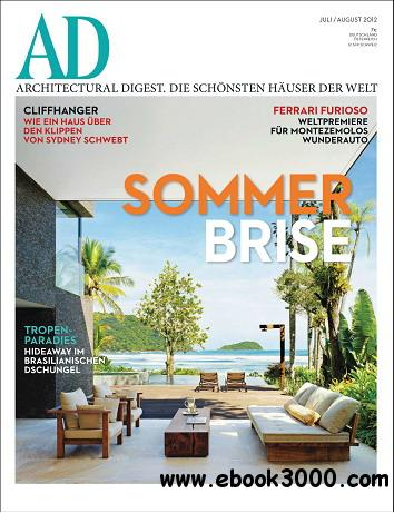 architectural digest magazine germany july august 2012 free ebooks download. Black Bedroom Furniture Sets. Home Design Ideas