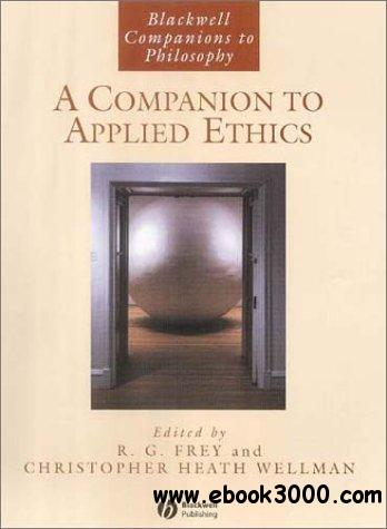 A Companion to Applied Ethics free download