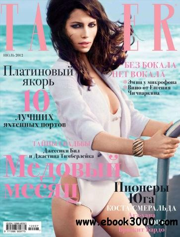 Tatler Russia - July 2012 free download