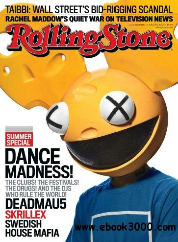 Rolling Stone USA - 05-19 July 2012 free download