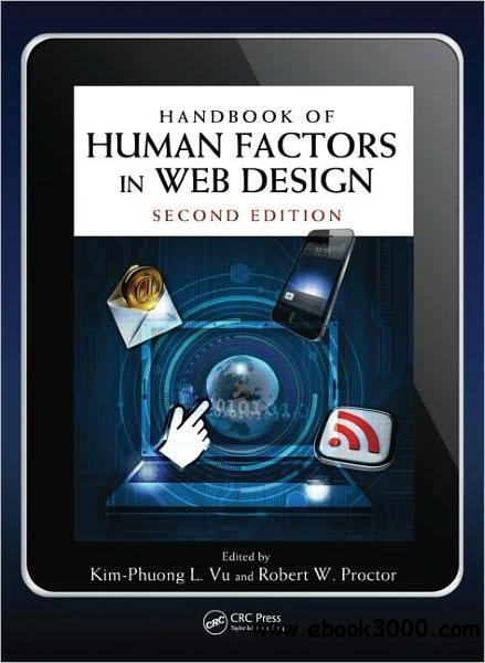 Handbook of Human Factors in Web Design free download