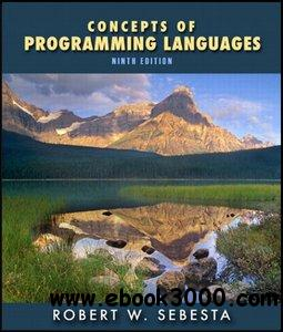 Concepts of Programming Languages, 9th edition free download