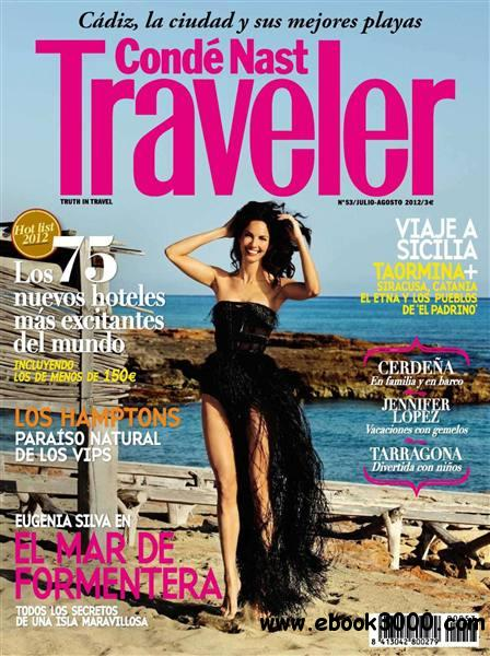 Conde Nast Traveller - Julio/Agosto 2012 / Spain free download