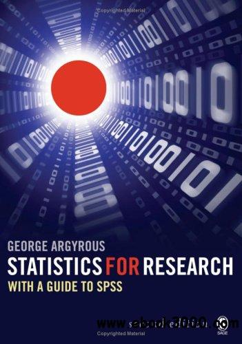 Statistics for Research: With a Guide to SPSS free download