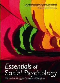 Essentials of Social Psychology free download