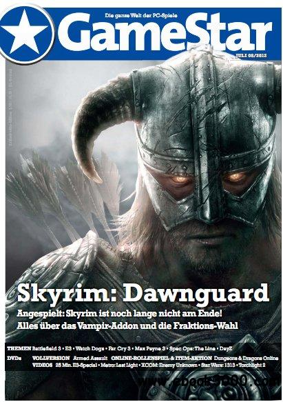 Gamestar Magazin Juli No 08 2012 free download