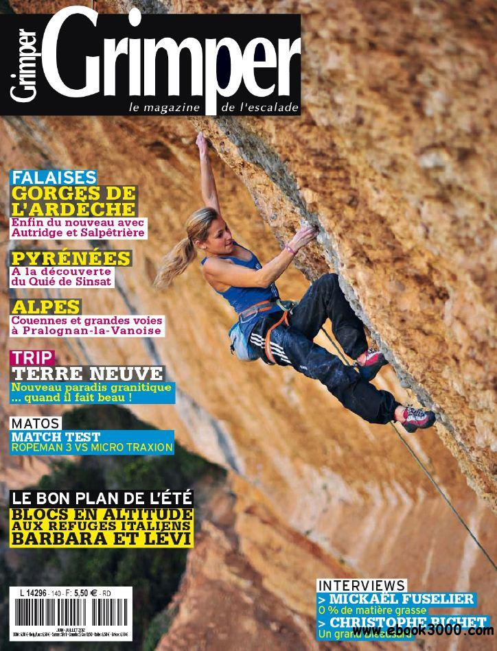Grimper N 140 - Juin-Juillet 2012 free download