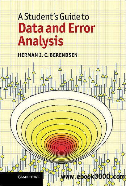 A Student's Guide to Data and Error Analysis free download