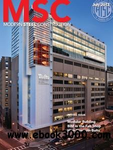 Modern Steel Construction - July 2012 free download