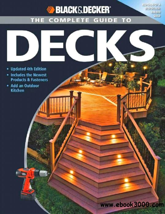 Black & Decker The Complete Guide to Decks by Chris Marshall free download