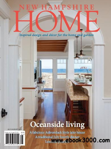 New Hampshire Home Magazine July/August 2012 free download