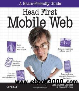 Head First Mobile Web free download