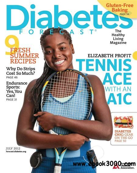 Diabetes Forecast - July 2012 free download