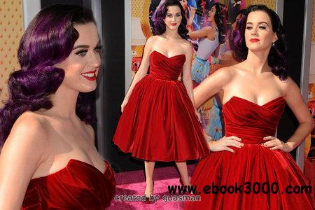 Katy Perry - Katy Perry, Part Of Me Los Angeles Premiere June 26, 2012 free download
