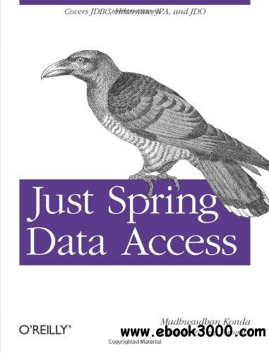 Just Spring Data Access free download
