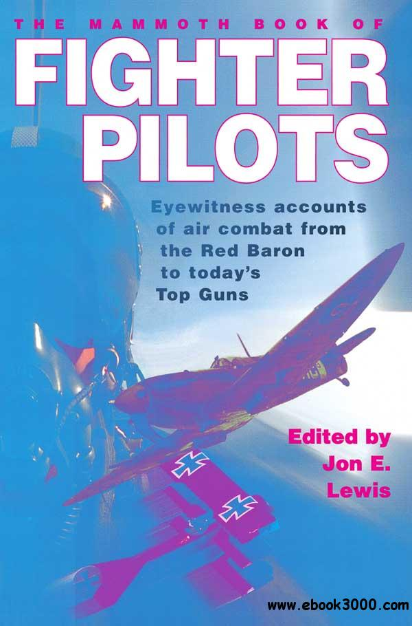 The Mammoth Book of Fighter Pilots free download