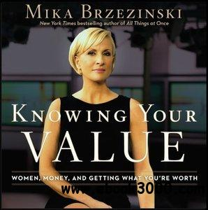 Knowing Your Value: Women, Money, and Getting What You're Worth [Audiobook] free download