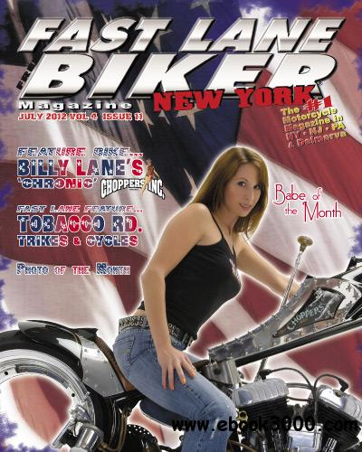 Fast Lane Biker New York - July 2012 free download