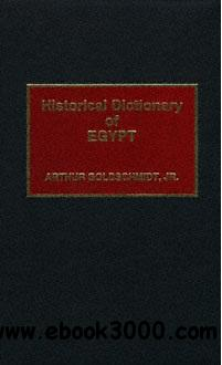 Historical Dictionary of Egypt, 2nd edition free download