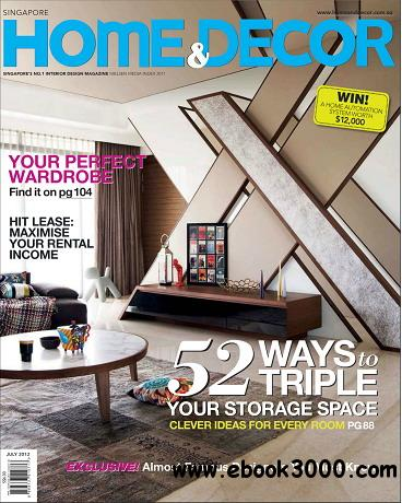 Home decor magazine july 2012 free ebooks download for Home and decor magazine
