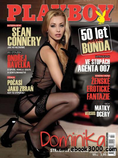 Playboy Czech - July 2012 free download
