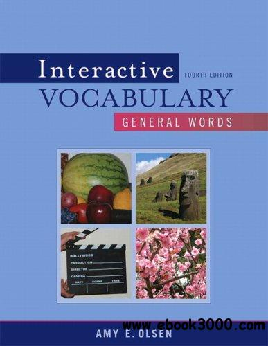 Interactive Vocabulary: General Words, 4th Edition free download