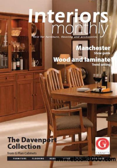 Interiors Monthly - July 2012 free download
