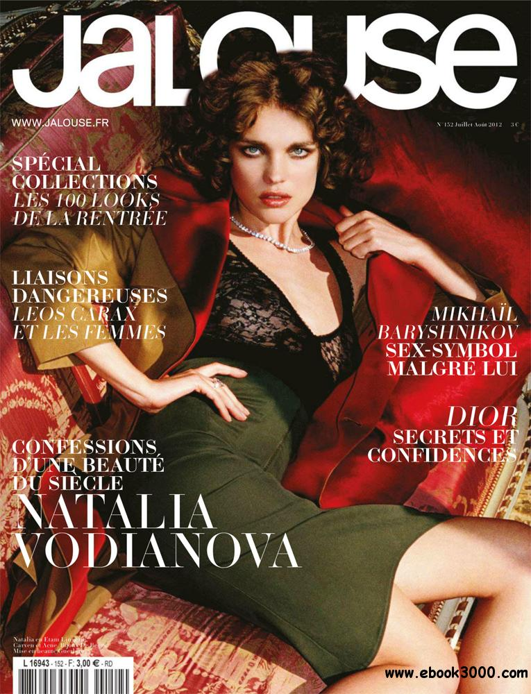 Jalouse Juillet-Aout 2012 (France) free download