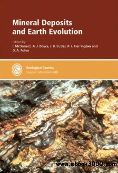 Mineral Deposits & Earth Evolution free download
