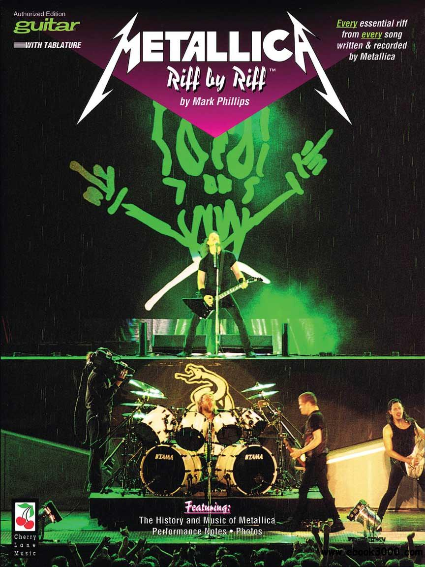 Metallica - Riff By Riff free download