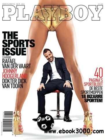 Playboy Nederland - July 2012 free download