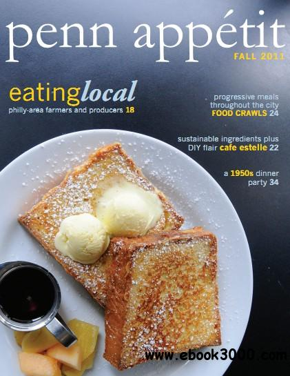 Penn Appetit - Fall 2011 free download