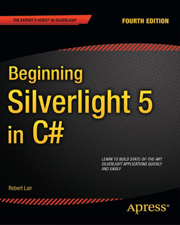 Beginning Silverlight 5 in C# free download
